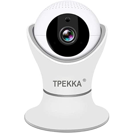 cd7dd8f83cf Wireless IP Camera WiFi Camera FHD 1080P Indoor Cam with Two Way Audio  Night Vision Motion