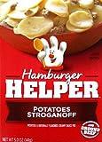 Betty Crocker Hamburger Helper Potatoes Stroganoff, 141-Gram Boxes (Pack of 12)