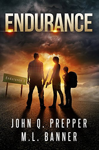 Endurance: A Post-Apocalyptic Thriller (Highway Book 2) by [Banner, ML, Prepper,John Q.]