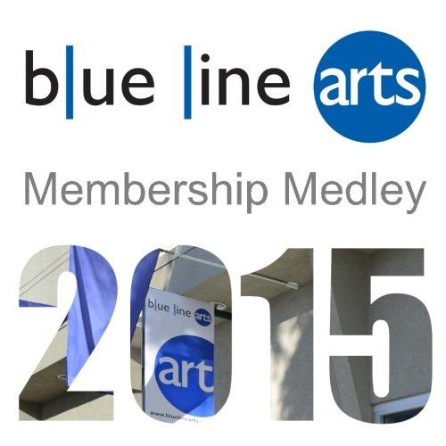 Download Blue Line Arts, Membership Medley, 2015 pdf