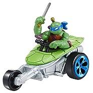 Teenage Mutant Ninja Turtles T-Machines Leonardo in Stealth Bike Diecast Vehicle