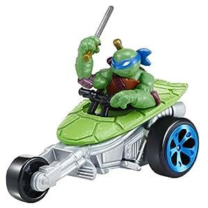 Amazon.com: Teenage Mutant Ninja Turtles T-Machines Leonardo ...