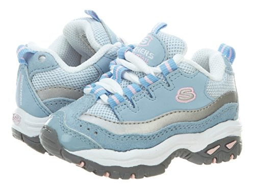 Skechers Energy-Adrenaline Toddlers Style: 9378N-LBPK Size: 5.5