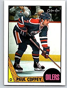 1987-88 O-Pee-Chee #99 Paul Coffey Oilers Mint
