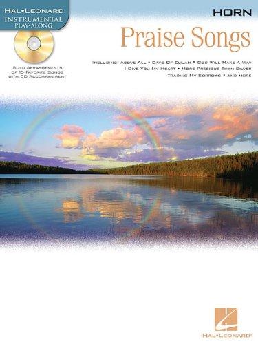 Download PRAISE SONGS HORN BK/CD (Hal Leonard Instrumental Play-Along) pdf