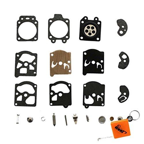 HURI Carburateur Reparation Kit Joint Membrane Pour Walbro K10-WAT WA & WT Séries Stihl Husqvarna Poulan McCulloch Echo 80%OFF