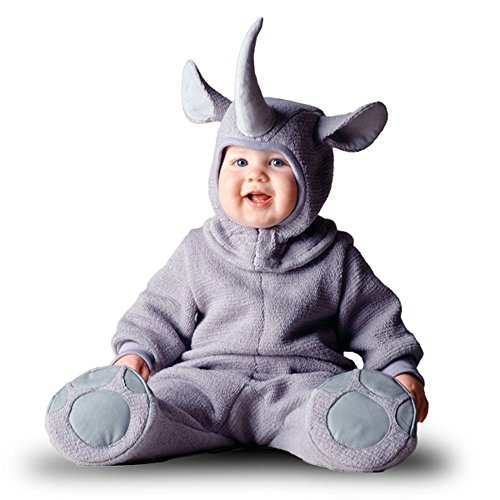 Tom Arma Rhino Signature Limited Edition Baby Costume - (Toddler 4T-5T) (Tom Halloween Costumes)