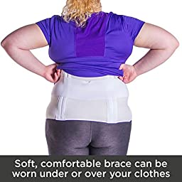 BraceAbility Plus Size 6XL Bariatric Back Brace | Big & Tall Lumbar Support for Larger or Overweight People with Back Pain (Fits 64"|256|256|?|en|2|52e0de7a2fa73b50a1bf570f97152974|False|UNLIKELY|0.33446893095970154