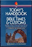 Today's Handbook of Bible Times and Customs