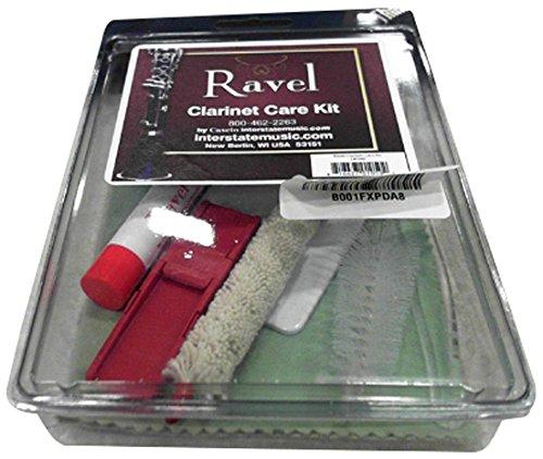 Ravel 360 Clarinet Care Kit