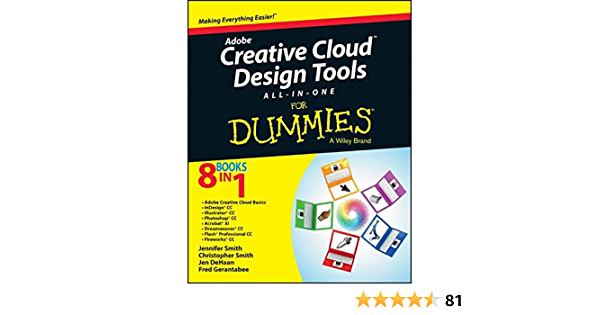 Buy Creative Cloud Design Tools All In One For Dummies Mac Os