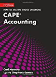 img - for CAPE Accounting Multiple Choice Practice (Collins CAPE Accounting) book / textbook / text book