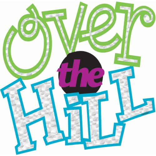 """Prismatic Cut Out 12""""-over The Hill"""