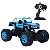 RC Car, Remote Control Car Off Road 4wd High Speed Full Size Rock