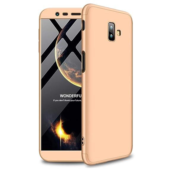 new products b6c90 055c0 Amazon.com: SOGOCOOL Samsung Galaxy J6 Plus Case, [Slim & Thin Fit ...
