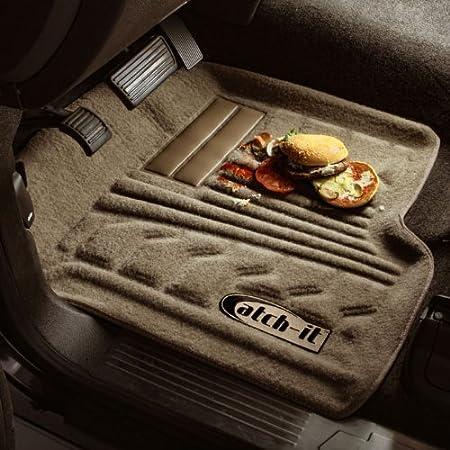 Set of 2 Lund 583034-B Catch-It Carpet Black Front Seat Floor Mat