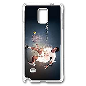 Note 4 Case,Galaxy Note 4 Case,Galaxy Case for Samsung Galaxy Note 4 PC Material Transparent
