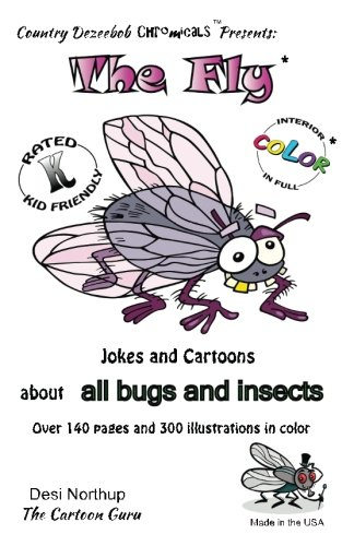 The Fly -- Jokes and Cartoons: in Full COLOR