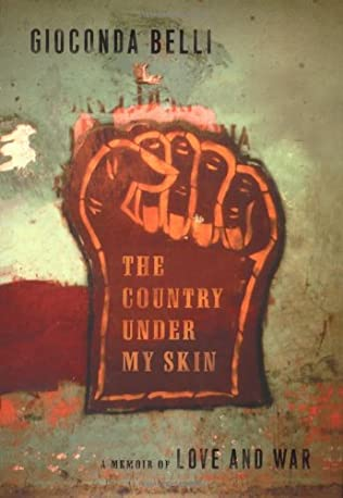 book cover of The Country Under My Skin