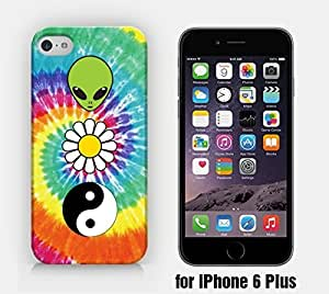 for iPhone 6 Plus - Alien - Daisy - YinYang - Tie Dye - Hipster - Ship from Vietnam - US Registered Brand