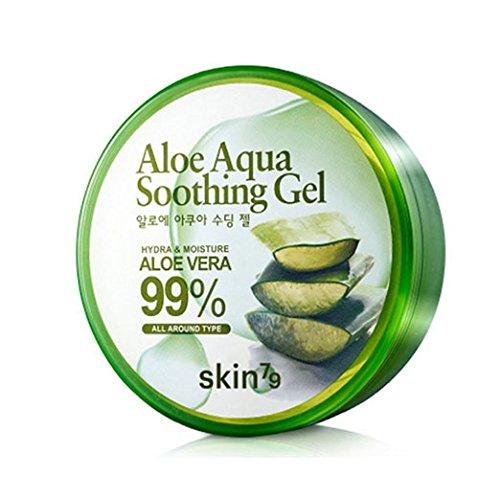 Skin79  Aloe Aqua Soothing Gel Hydra and Moisture Aloe Vera  99% 300g