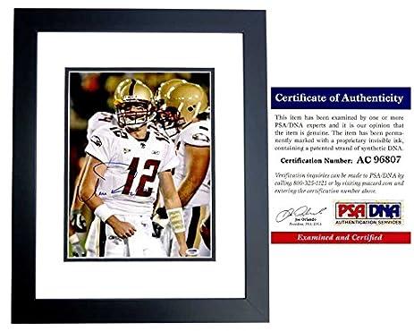 Matt Ryan Signed - Autographed Boston College Eagles 11x14 Photo ...