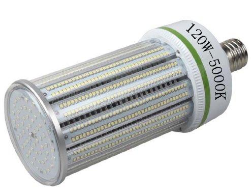 JamesbondコーンライトLEDコーンライトLED電球LED電球HID交換ランプUL Listed LED Street Warehouse高ベイエリアライトLEDガーデンライトLEDライト( 30 – 150 W 5000 K ) LED Corn Light B073Y5CGJN 120w-5000k