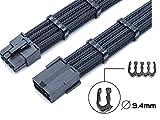 24 Pieces Set = 24-pin x 4,8Pn x 12,6-pin x 8 Cable