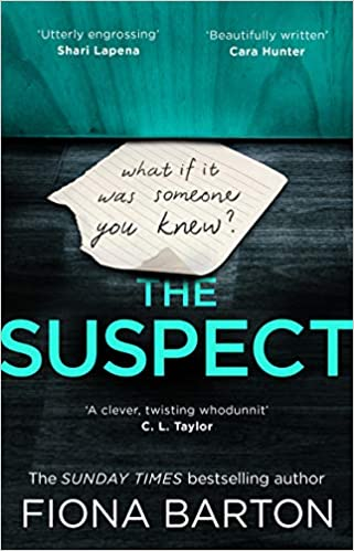The Suspect: The most addictive and clever new crime