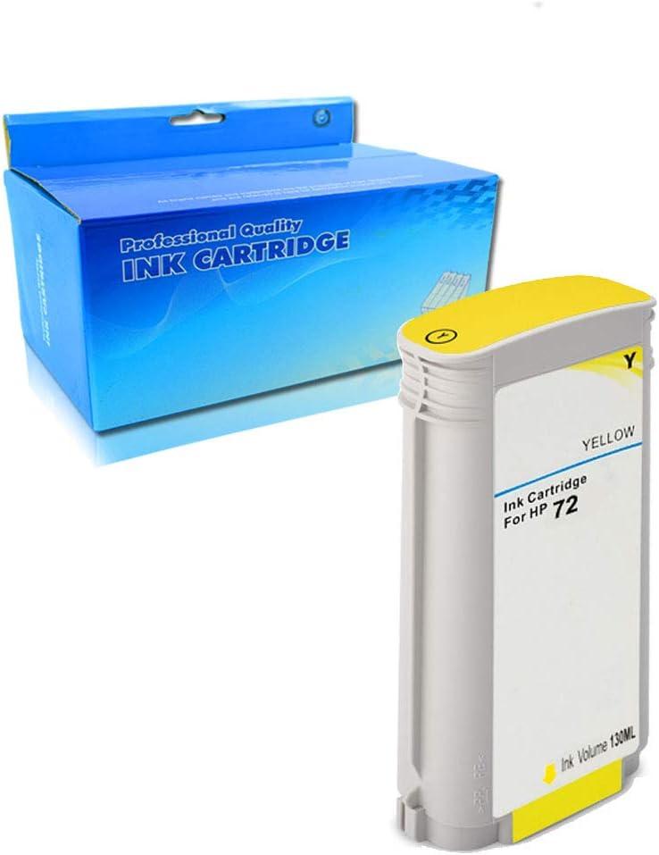 Ouguan - Cartucho de Tinta para HP T610, T620, T770, T790, T795 ...