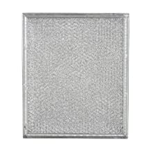 Broan BP55 Replacement Filter for Range Hood, 8 by 9-1/2-Inch, Aluminum