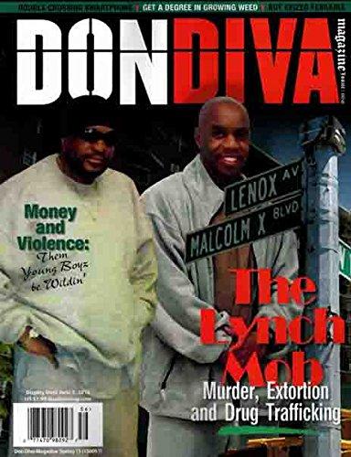 MAGAZINE LYNCH MURDER EXTORTION TRAFFICKING product image