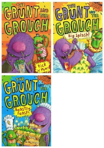 Grunt Grouch: 3 books: 9 stories in 3 books (Pick n Mix / Big Splash! / Beastly Feast) ebook