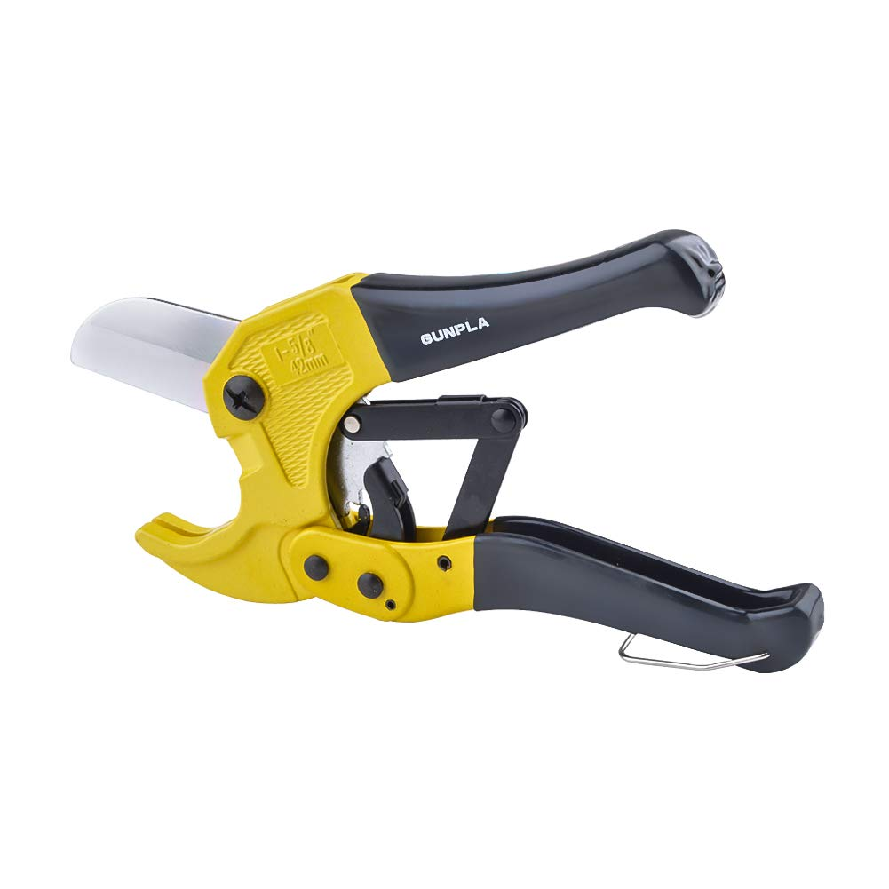 Gunpla PVC-Rohr-Schneider f/ür Au/ßendurchmesser bis 42/mm