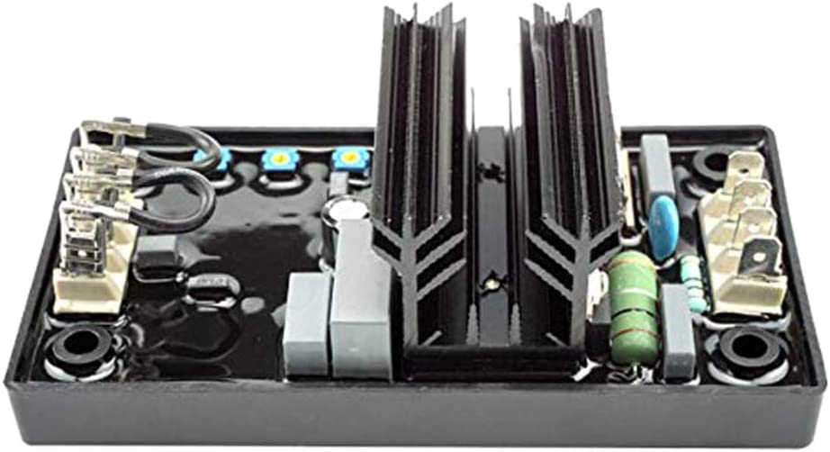 SovelyBoFan R230 Avr 90-140V Ac Spannung Automatischer Spannungs Regler B/ürstenlos Generator Avr Modul Zubeh?r Mengonee