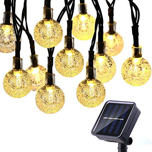 Outdoor Solar Balcony Lights