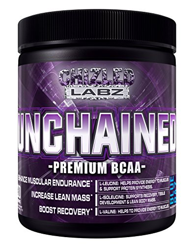 Chizled Labz Unchained BCAA Supplement
