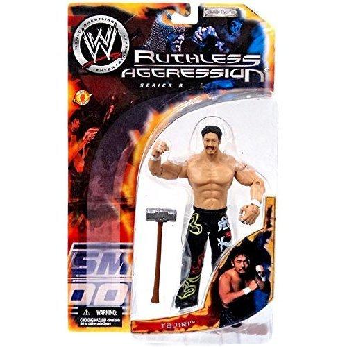 (WWE Jakks Pacific Wrestling Action Figure Ruthless Aggression Series 5 Tajiri toys [ parallel import goods ])