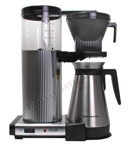Product Review For Moccamaster Cdgt 10 Cup Coffee Brewer