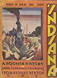 img - for Indiana: A Hoosier History- Based on the Mural Paintings of Thomas Hart Benton book / textbook / text book