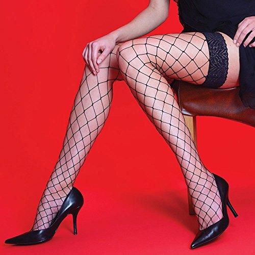 Silky Hosiery - Medias autoadhesivas - para mujer blanco