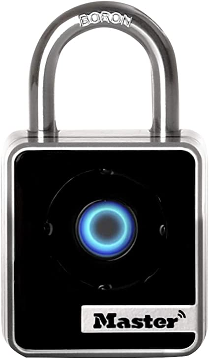 Master lock bluetooth lucchetto abilitato per smartphone 4400EURD
