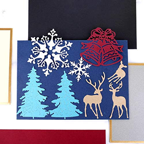 Drawing Stencils Template Stag Painting Scrapbooking Embossing Album Craft Card
