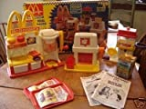 Mcdonald's Vintage Happy Meal Magic Hamburger Snack