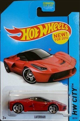 Hot Wheels 2014 Hw City 38/250 - Laferrari