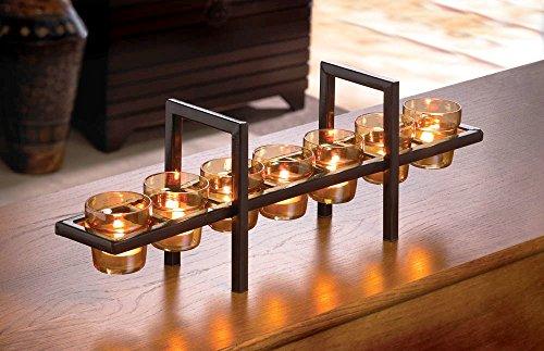 Sunset Bridge Candle Holder