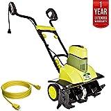 Best garden tiller electric - Sun Joe TJ601E Tiller Joe Max 9-AMP Electric Review