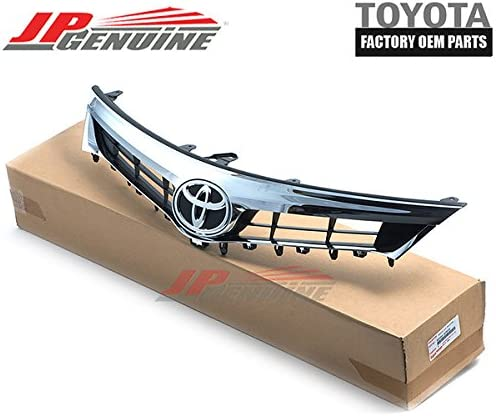 Toyota 53101-07010 Radiator Grille Sub Assembly