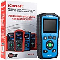 iCarsoft Auto Diagnostic Scanner POR V1.0 for Porsche with Airbag Scan,Oil Service Reset, SAS Reset ect