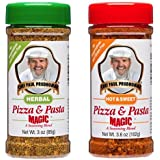Chef Paul Prudhommes Hot & Sweet Pizza & Pasta Magic, Herbal Pizza & Pasta Magic